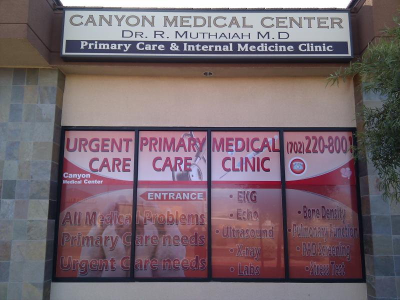 urgent care primary care medical clinic in las vegas nv